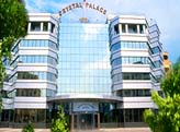 Hotel a Bucarest : Crystal Palace
