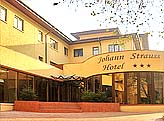 Hotel Johann Strauss Bucharest